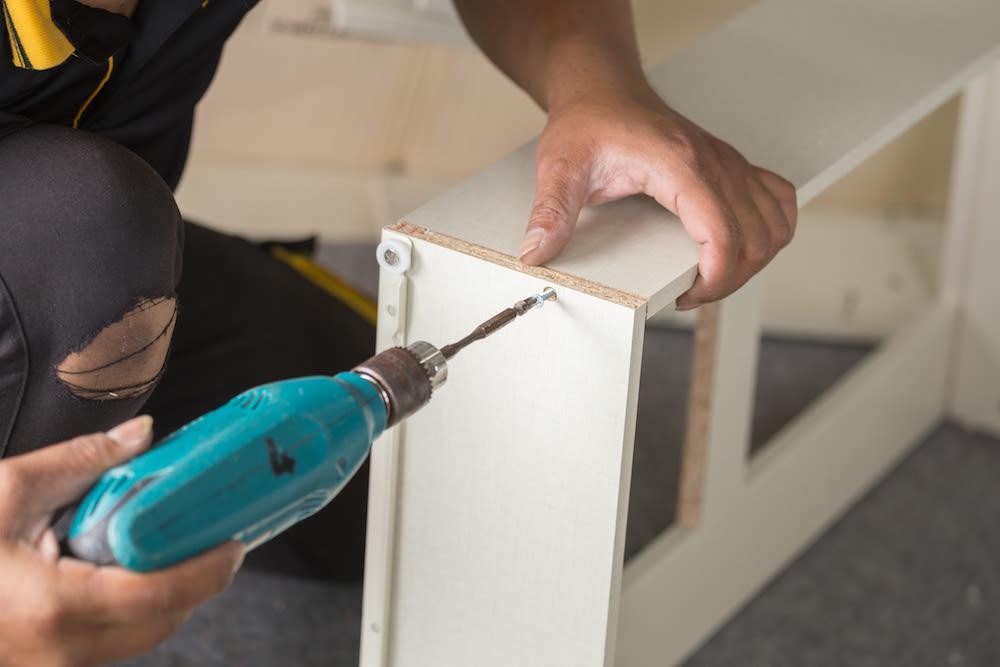 家具組み立て(IKEA・ニトリなど)
