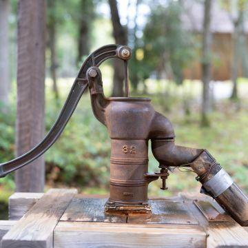 井戸ポンプ工事