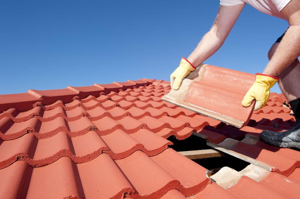 屋根の修理・工事