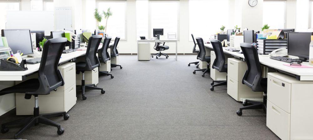 オフィス 清掃(クリーニング)