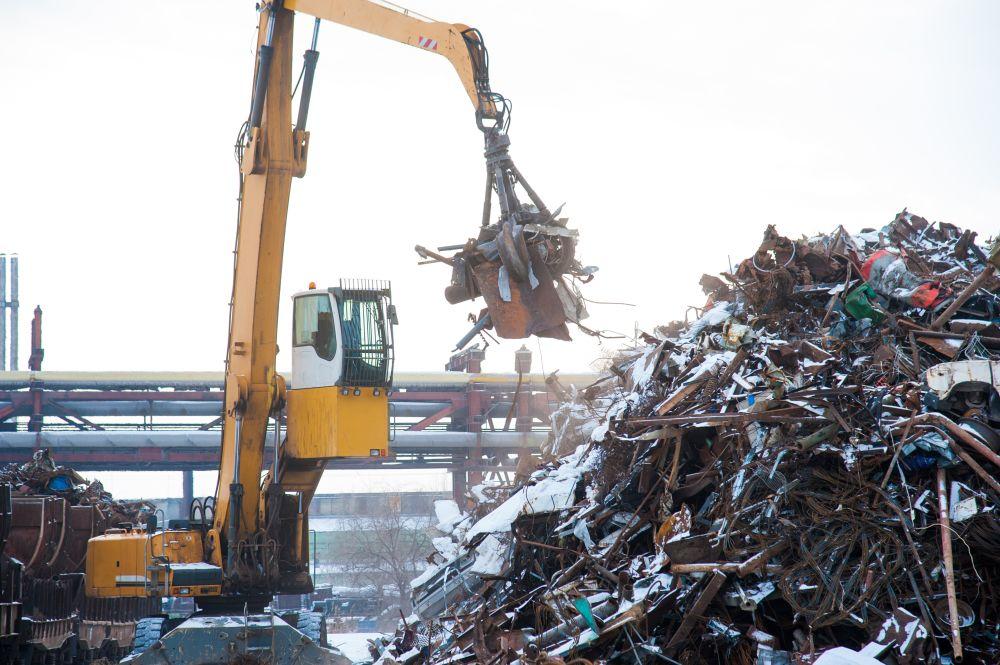 不用品・廃棄物処理