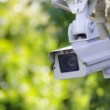 防犯カメラ設置